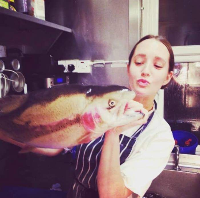 Laura New Loves Our Fresh, Local and Sustainable Fish From Sussex