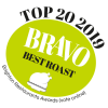 Brighton Best Roast. Top 20 2019. Bravo Awards