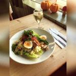 Chicken Caesar Salad 06