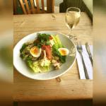 Chicken Caesar Salad 07