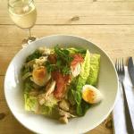 Chicken Caesar Salad 10