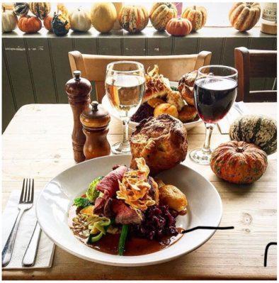 Sussex Yeoman Sunday Roasts